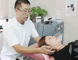 泉大津で交通事故治療
